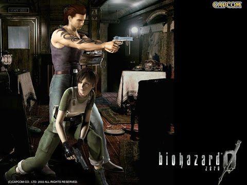 Resident Evil Zero Walkthrough Pt 1