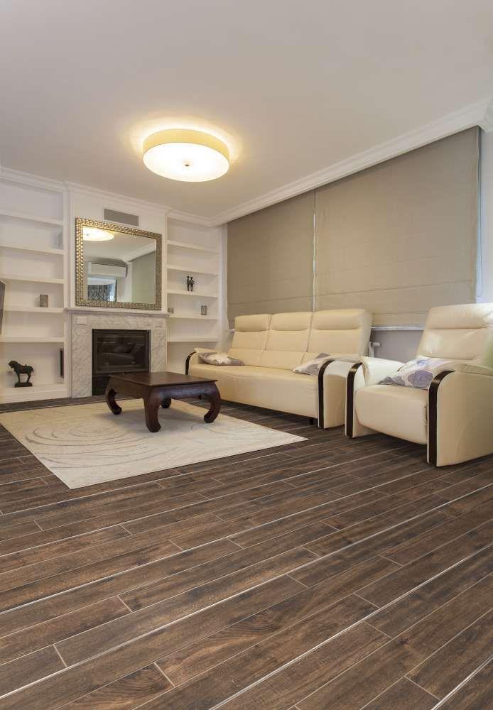Tabula Wood Look Porcelain Floor And Wall Tile