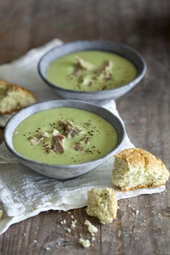 Pea and Ham Soup recipe on www.nomu.co.za