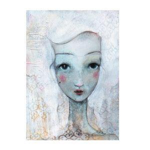 Autorský plakát od Lény Brauner Ze sadu, 60x80 cm