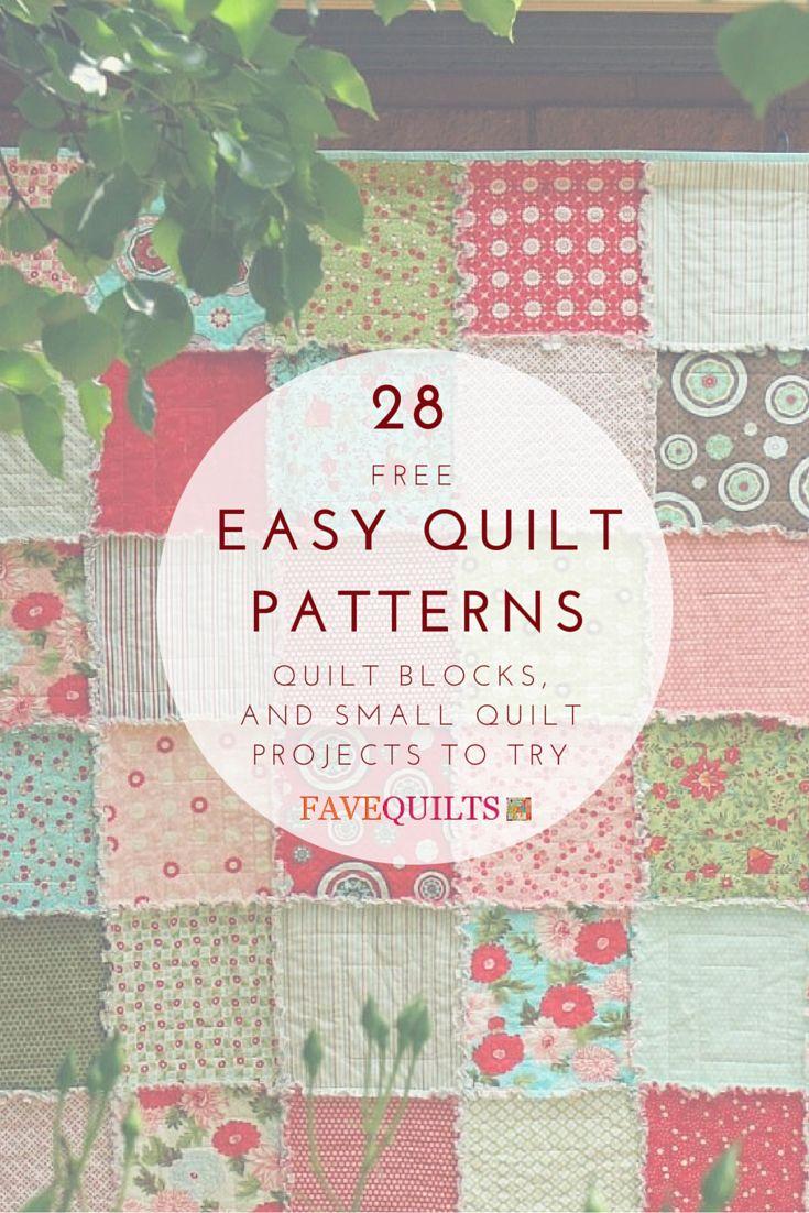 Easy Beginner Makeup Tutorial: 25+ Best Ideas About Beginner Quilt Patterns On Pinterest