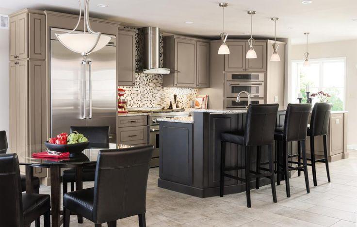 70 best contemporary kitchens images on pinterest contemporary unit kitchens contemporary. Black Bedroom Furniture Sets. Home Design Ideas