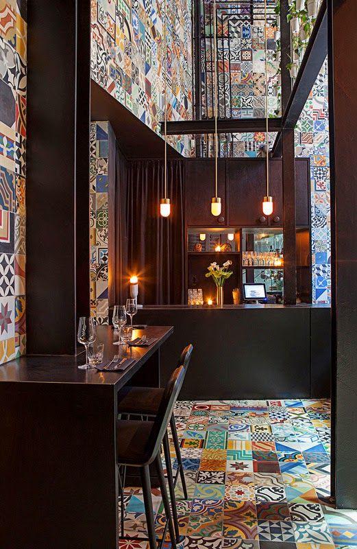 design-dautore.com: Copenhagen restaurant Llama
