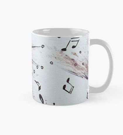 Follow the music Mug