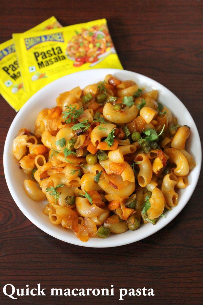 Smith And Jones Pasta Masala Recipe Indian Macaroni Recipe
