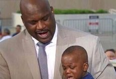 Shaq Tweeted This Today...