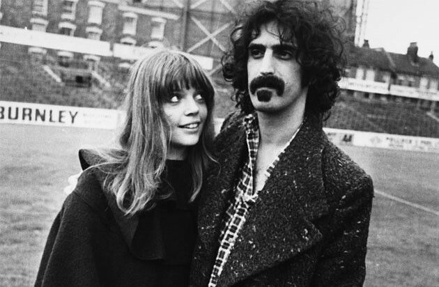 Adelaide Gail Zappa(néeSloatman; January 1, 1945 – October 7, 2015) was the widow of musician and composerFrank Zappaand the Trustee of the Zappa Family Trust. They met in 1966 through mutual friendBobby Jamesonin Los Angeles, and they were married on September 21, 1967, while she was pregnant with her first child,Moon Zappa. The marriage also produced childrenDweezil Zappa,Ahmet ZappaandDiva Zappa. She was an aunt to model/actressLala Sloatman.