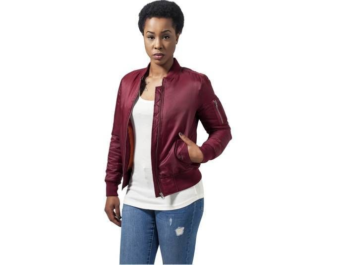 Urban Classics Ladies Basic Bomber Jacket Jetzt bestellen unter: https://mode.ladendirekt.de/damen/bekleidung/jacken/sonstige-jacken/?uid=c7da9df7-246f-53df-beba-698bf89e68d0&utm_source=pinterest&utm_medium=pin&utm_campaign=boards #sonstigejacken #bekleidung #jacken