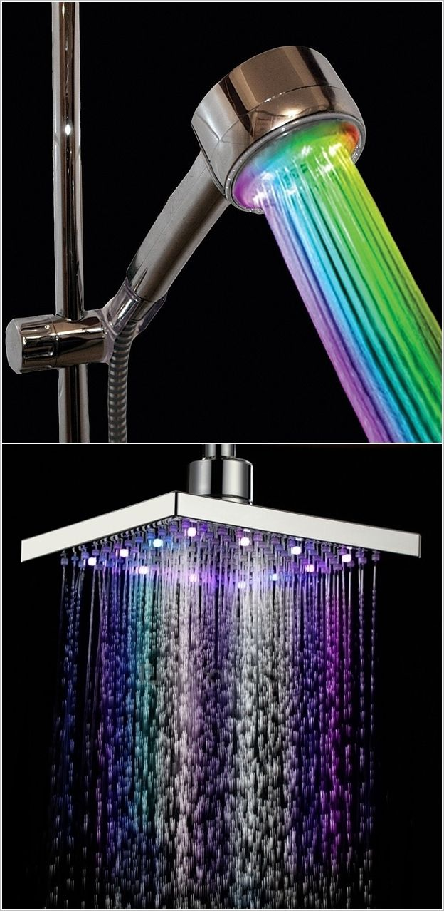 The 25+ best Cool shower heads ideas on Pinterest | Showers ...