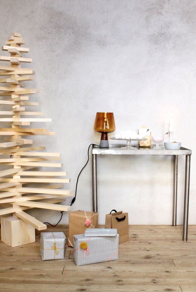 Iittala Christmas home interior styling via purodeco #iittala #christmas #leimu