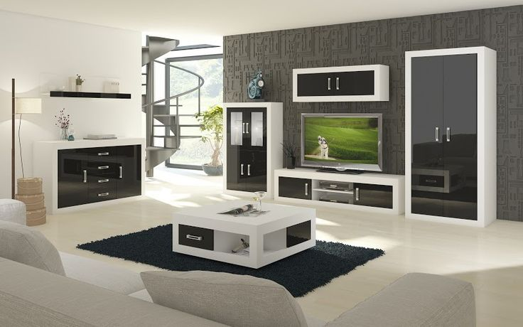 Is your home looking a little tired and dated? Have you been itching to redecorate for a while but just didn't have the time, money or inspiration? Well, be inspired by the new luxury range at Josef's Furniture    Living Room Furniture collection ''Verin 9'' including a high quality TV Cabinet, Wardrobe, Wall Cabinet and Display Cabinet