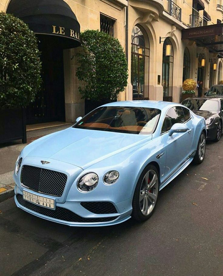 Cars Luxury Cars Bentley: Bentley Continental GT