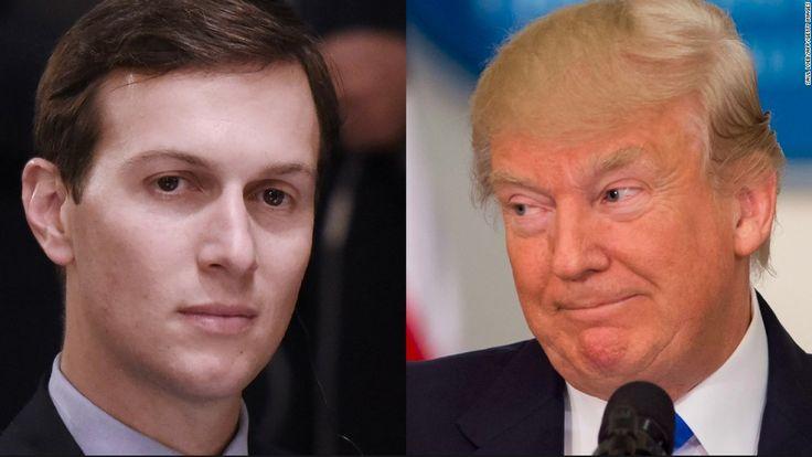 Kushner contradicts Trump team's denials of Russia contacts - CNNPolitics.com