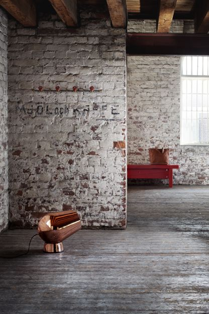 Deko.: Susanna Wind, Tom Dixon, Industrial Interiors