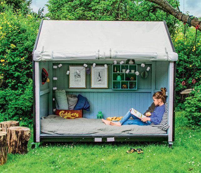 Grønne gemmesteder til små spirer - Boligliv