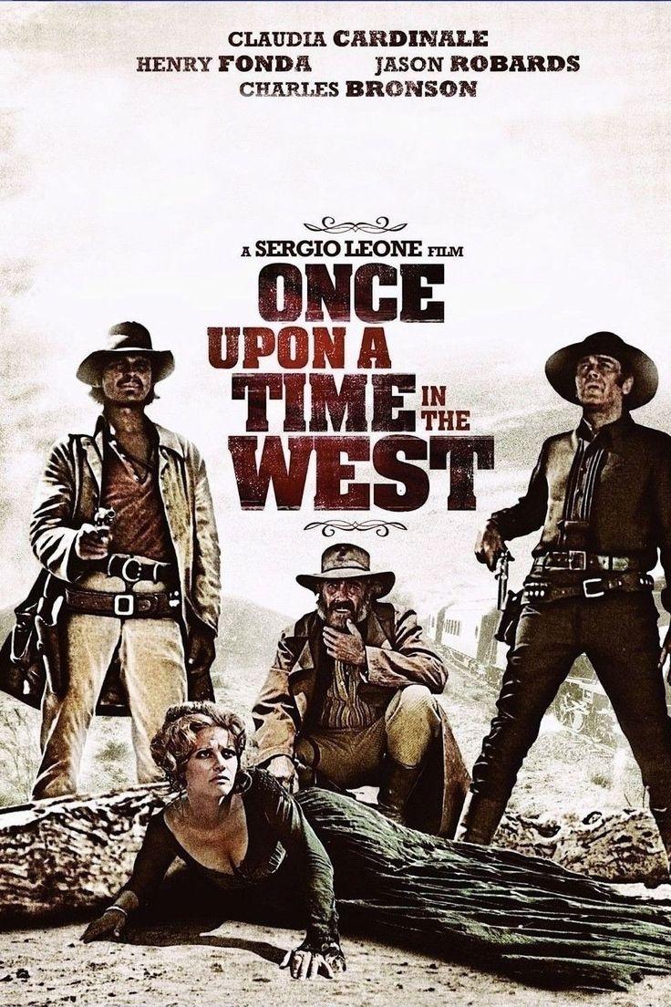 Once Upon a Time in the West (1968) Descubra 25 Filmes que Mudaram a História do Cinema no E-Book Gratuito em http://mundodecinema.com/melhores-filmes-cinema/