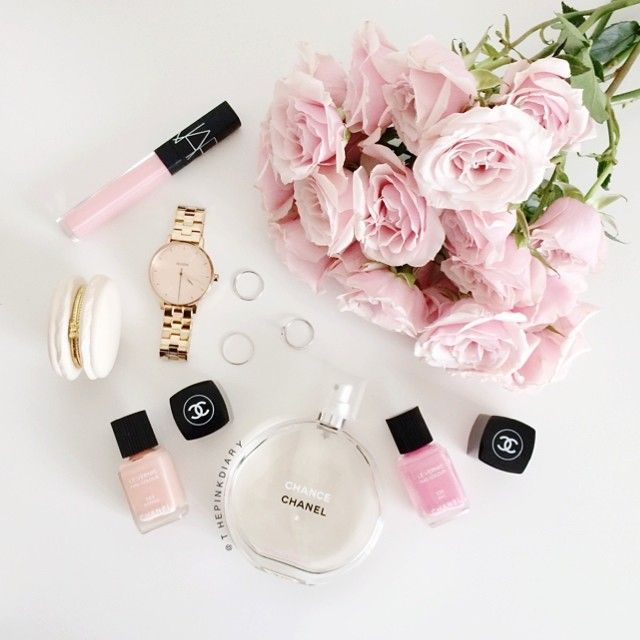 From Instagram : Shades of Pink & Pure Romance