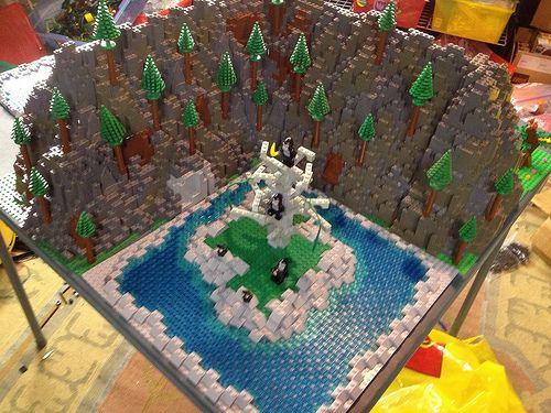 1000 Images About Scot Thompson Lego Layouts On Pinterest