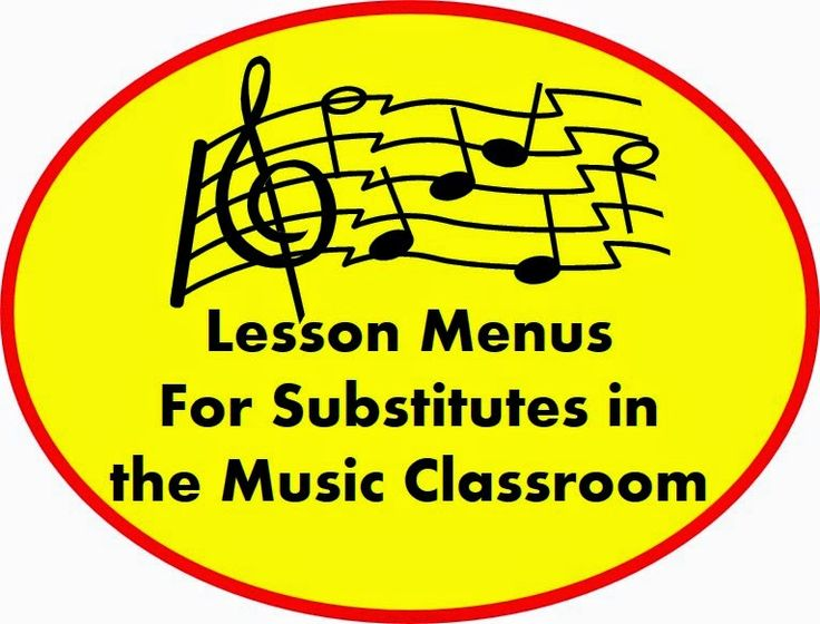 Lesson+Menus+For+Substitutes+in+the+Music+Classroom+-+FREE+DOWNLOAD!