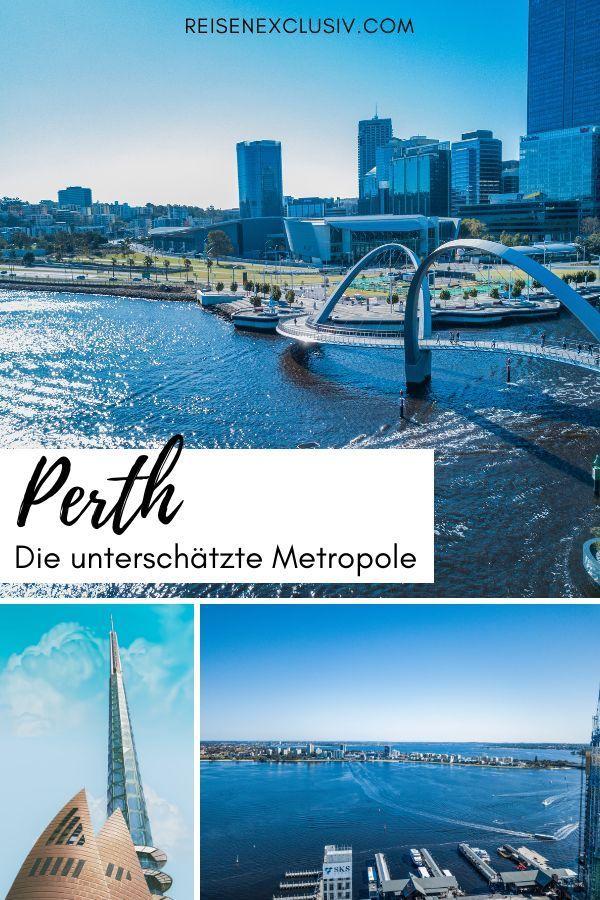 Perth Die Unterschatzte Metropole Reisen Australien Reise Und