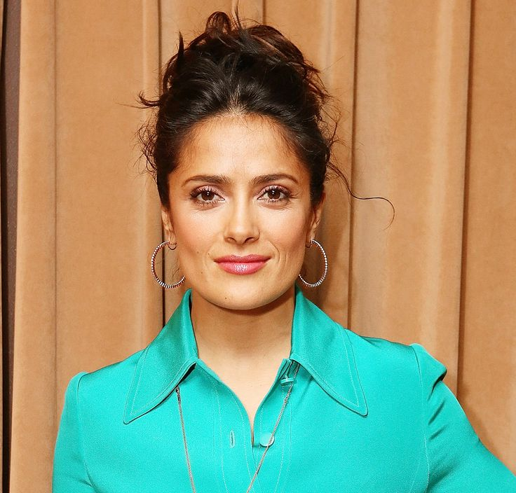 Salma Hayek Beauty Tips: Actress Shares Best Makeup Tricks - Us Weekly