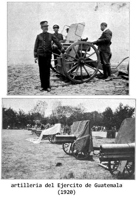 Historia Militar de Guatemala: Santa Barbara: Patrona de los Artilleros por el Coronel de Infantería Juan Jose Solis M.