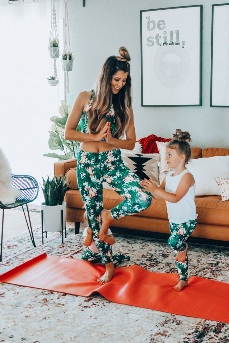 f8a81a5f98d49 4 Relaxation Tips for Moms + Matching Yoga Outfits | tips for busy moms | yoga  outfits for women || The Girl in the Yellow Dress #momtips #momlife #yoga  ...