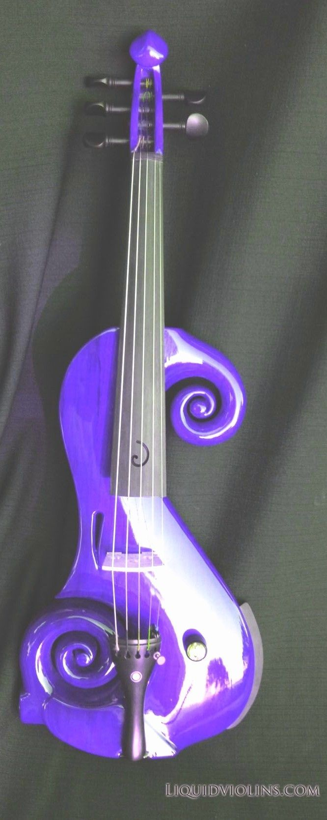 wasbella102: 4/4 size violin Professional grade, 5 string electric violin #ElectricViolin