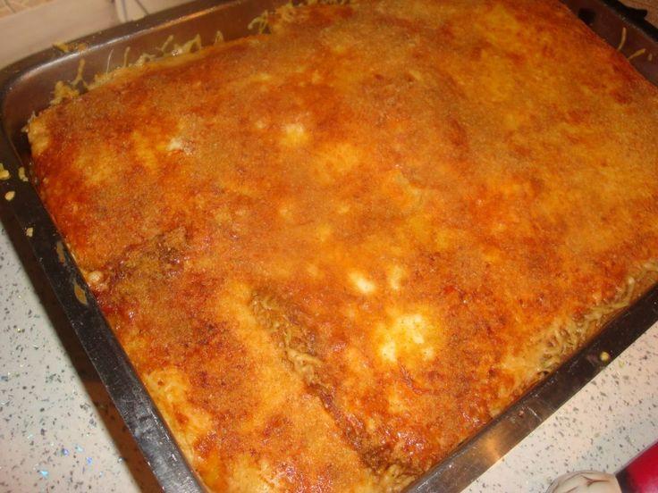 Σουφλέ με ζαμπόν και τυριά σε ψωμί του τοστ