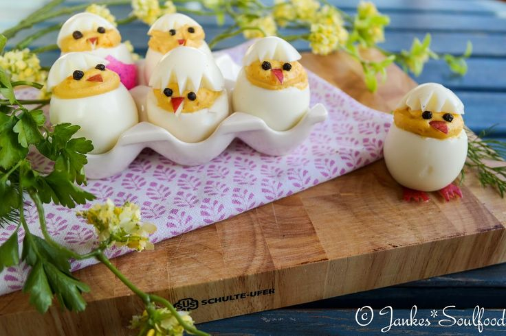 jankes*soulfood : Gefüllte Eier