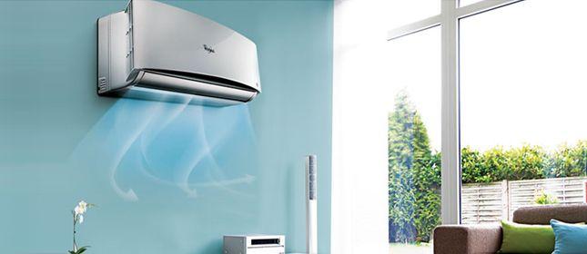 Daca ai nevoie de un aer conditionat bun, care sa faca fata unei suprafete de 24–35mp2...cele mai noi tehnologii...Whirlpool SPIW 412L Inverter, 12000 BTU..
