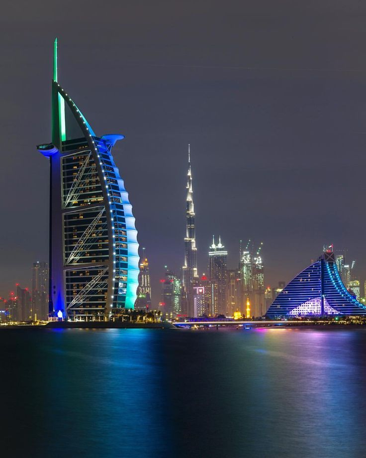 One Of The Best Views Of Dubai City Good Evening Every One