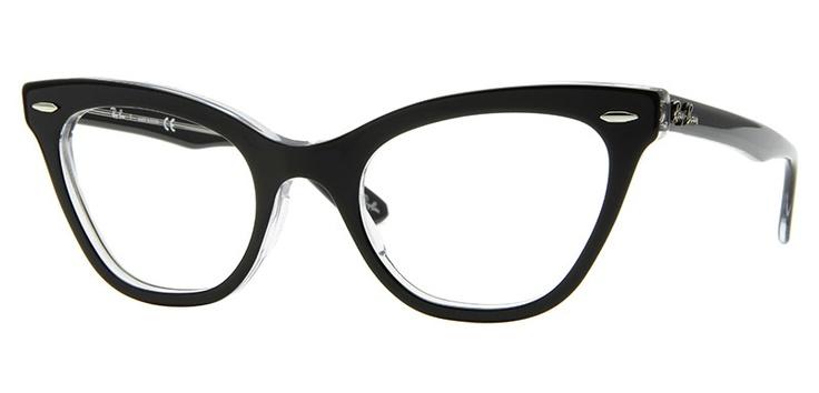 ray ban cat eyes specs pinterest. Black Bedroom Furniture Sets. Home Design Ideas