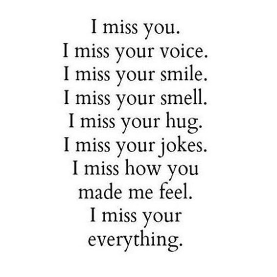 I Miss You So Much Rn Tag Someone You Miss