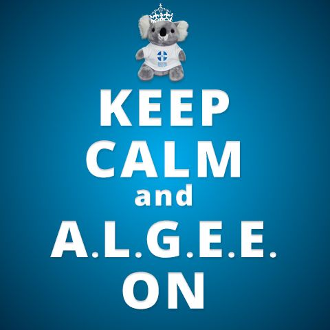 Be sure to keep calm and A.L.G.E.E. on with Mental Health First Aid!