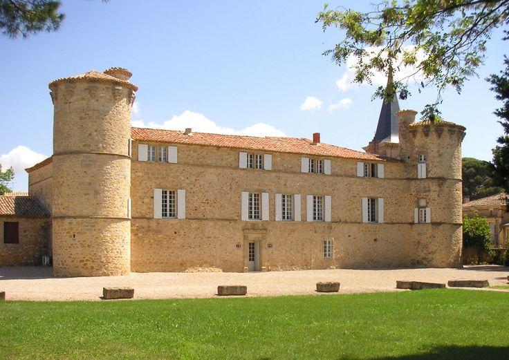 Envie de découvrir le château de Jonquières en Languedoc Roussillon? Réservez sur Wine Tour Booking