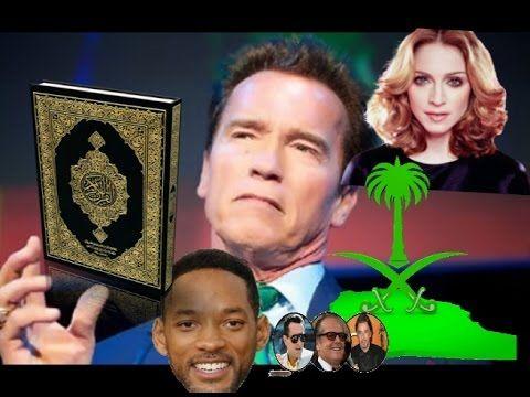 شاهد ماذا قال مشاهيرهوليوود عن المسلمين و العرب - مفاجئة ستذهلك ساهم فى ...