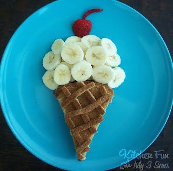 Desayunos, 5 recetas para niños divertidas
