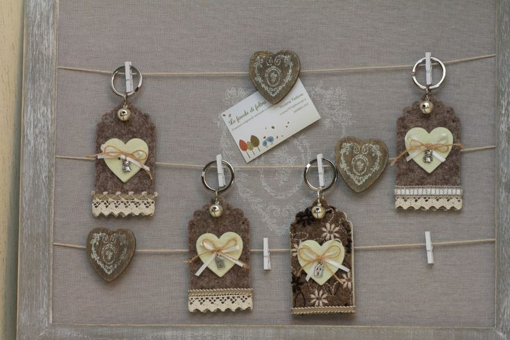 idea for key holder ♥