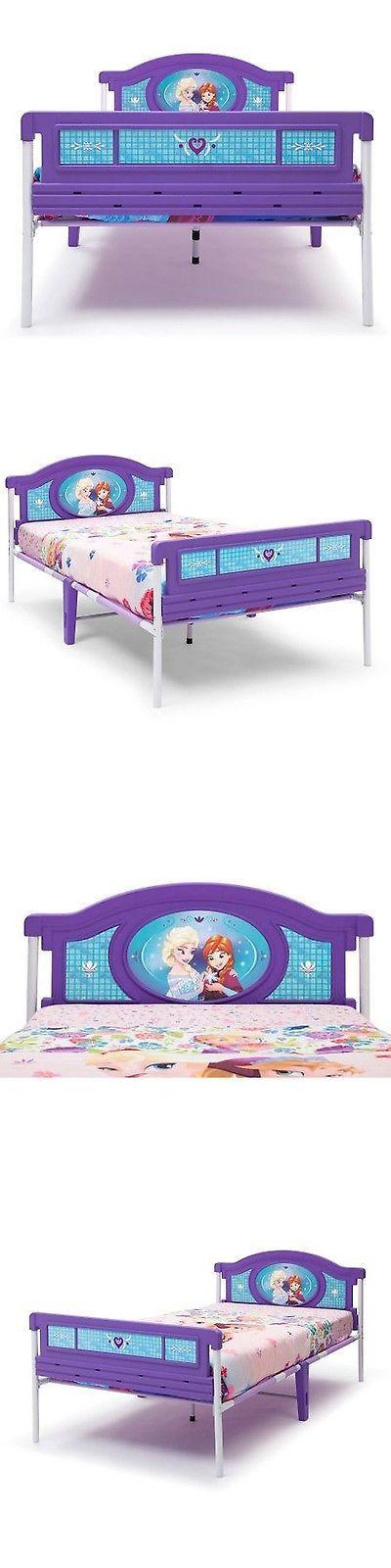 Kids Furniture: Delta Children Disney Frozen Twin Bed BUY IT NOW ONLY: $127.94