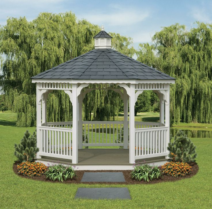 screened gazebo plans on eksterior with new screened. Black Bedroom Furniture Sets. Home Design Ideas