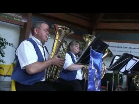 Ungarndeutsche Heimatblaskapelle Backnang: Kirchweihfest-Ländler