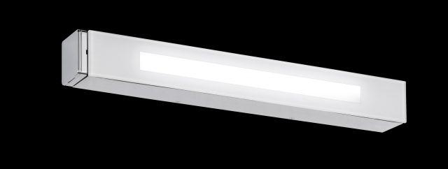 281810106 Trio - nástenné svietidlo do kúpeľne - so zásuvkou