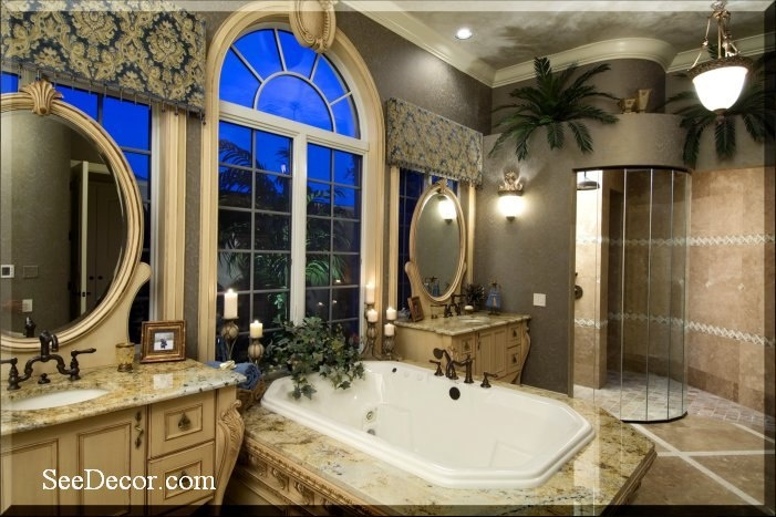 Fanciest Bathroom: BEAUTIFUL BATHROOMS