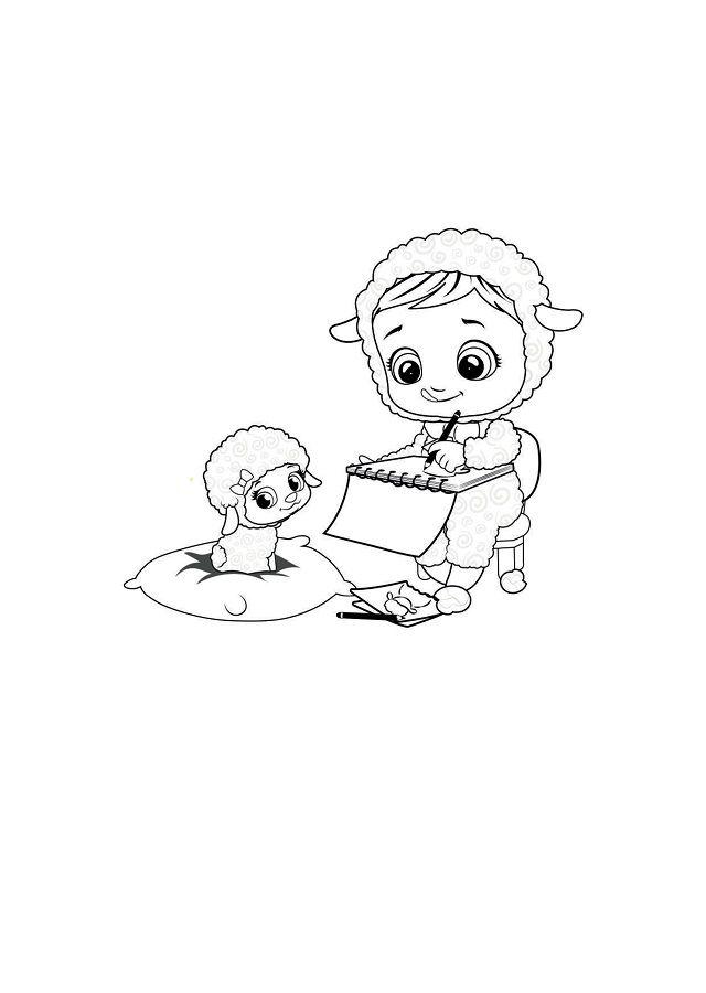Dibujos Para Colorear Bebes Llorones Dibujos Para