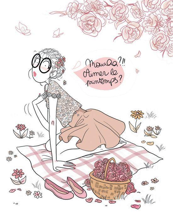 """agenda diglee """" i love spring :-)"""""""