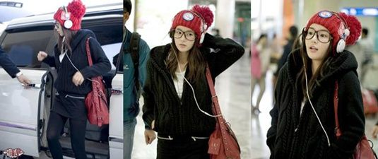 winter airport outfits - Google Search