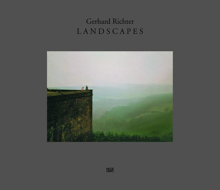 Gerhard Richter | Landscapes | 978-3-7757-2639-9