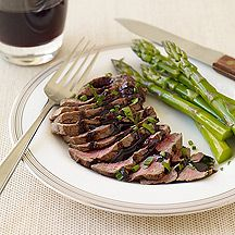 Image of Filet Mignon with Red Wine Sauce