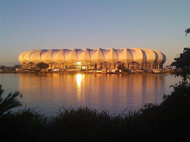 The Stadium, Port Elizabeth, South Africa